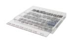 Bit- und Bithalter Set Verkaufsdisplay 6,3 mm (1/4) Antrieb 340 Stück