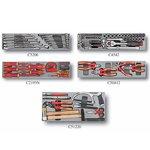 5-fach Werkzeugkiste mit 110er Werkzeugen (isoliert) (S & M)