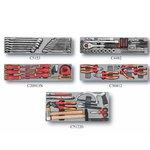 5-fach Werkzeugkoffer mit 88er Werkzeugen (isoliert) (MM)