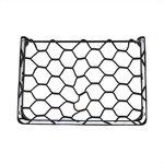 Ablagenetz elastisch 31x21cm mit Rahmen Kunststoff NS-10