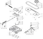 Tragbare Bandsäge - Variodurchmesser 90mm
