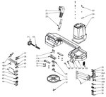 Tragbare Bandsäge - Variodurchmesser 125 mm, 1x230V