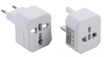 Reisestecker / Steckdosenadapter | 3-tlg.