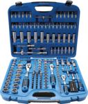 Steckschlüssel-Satz Gear Lock Antrieb 6,3 mm (1/4)/10 mm (3/8)/12,5 mm (1/2) 192-tlg