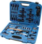 Steckschlüssel-Werkzeugkoffer 67-tlg
