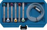 Bremsen-Entlüfterschlüssel-Satz 7 - 8 - 9 - 10 - 11 - 12 mm 7-tlg