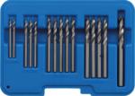 Blindnietbohrer-Satz HSS 2,4 - 6,4 mm 15-tlg