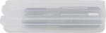 Gewindebohrer-Satz Vor-, Mittel- und Fertigschneider M4 x 0,7 3-tlg.