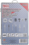 Kfz-Befestigungsclip-Sortiment für Audi, VW, Toyota, Mercedes-Benz, BMW 400-tlg.