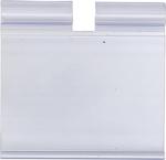 Etikettenbeutel, Kunststoff 52 x 40 mm