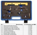 Motor-Einstellwerkzeug-Satz fur BMW N42, N46, N46T