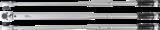 Drehmomentschlüssel Werkstatt-Profi, 25 (1) Antrieb, 140-980 NM_