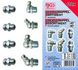 Schmiernippel-Sortiment 110-tlg_