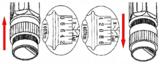 Drehmomentschlüssel-Satz 40 - 210 Nm 11-tlg_