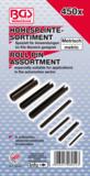 Hohlsplinte-/Federstifte-Sortiment 450-tlg._