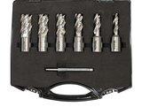 Set Kernbohrer 6-teilig 12 - 22mm_