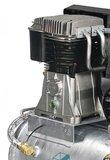 Riemengetriebener Ölkompressor verzinkter Kessel 10 bar, 139kg - 200 Liter_