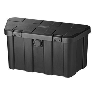 Aufbewahrungsbox Deichsel Kunststoff 45L mit Zahlenschloss