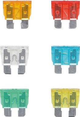 PKW Sicherungs-Sortiment 24-tlg.
