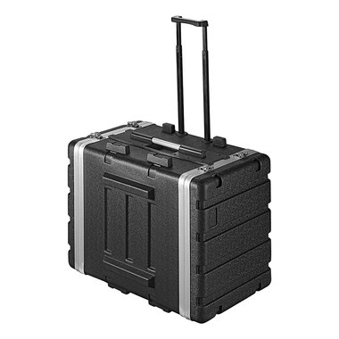 Rack Case 19 - 8U trolley