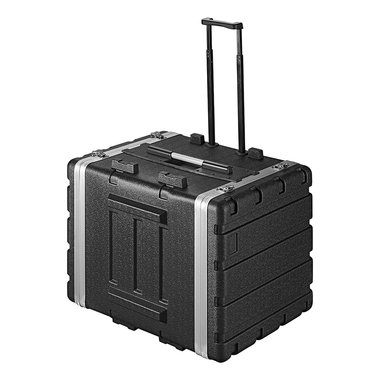 Rack Case 19 - 10U trolley
