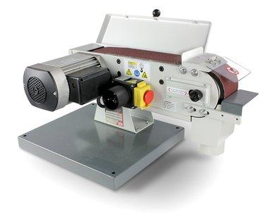 Bandschleifmaschine - Tischmodell 3x400V