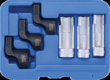 Bgs Technic Speciale inzetstukkenset voor uitlaatgastemperatuursensoren (EGT) 6-dlg