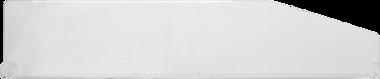 Plexi-Trenner 567 x 120 mm