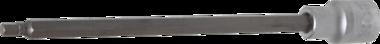 Bit-Einsatz Lange 200 mm Antrieb Innenvierkant 12,5 mm (1/2) Innensechskant
