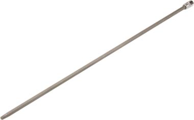 Bit-Einsatz Lange 400 mm Antrieb Innenvierkant 6,3 mm (1/4) T-Profil (fur Torx) T30