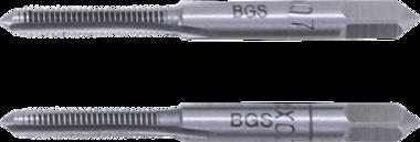 Gewindebohrer Vor- und Fertigschneider M4 x 0,7 2-tlg
