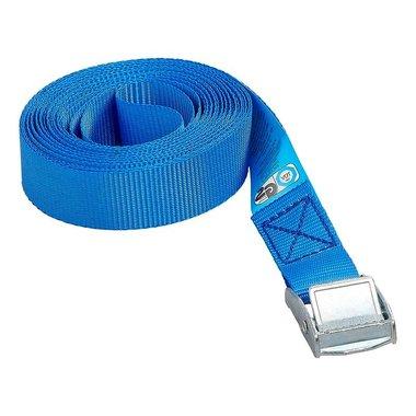 Spanngurt blau mit Schnellverschluss 5 Meter