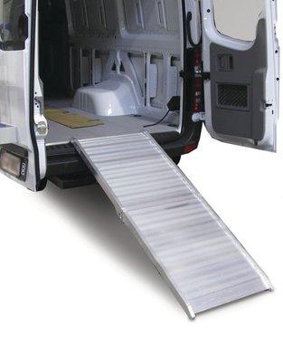 Aluminium-Klapprampe 400kg