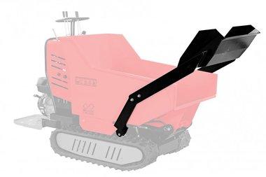 Schneepflug fur Minidumper MRP500H/MRD500H