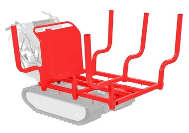 Rahmenholztransport fur MRP500H/MRD500H