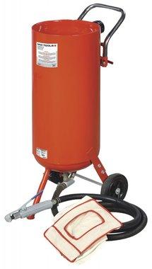 Mobiler Sandstrahlkessel 75 Liter