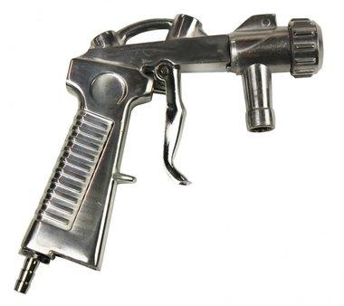 Pistole fur Sandstrahlkabinen