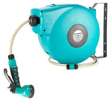Professionelle, robuste automatische Schlauchaufroller fur Wasser