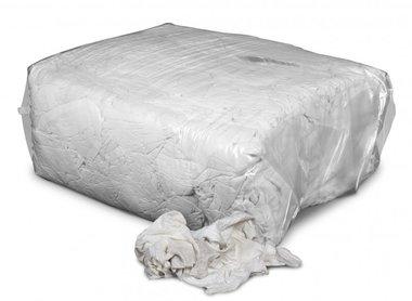 Putzlappen Baumwolle weiy 10kg