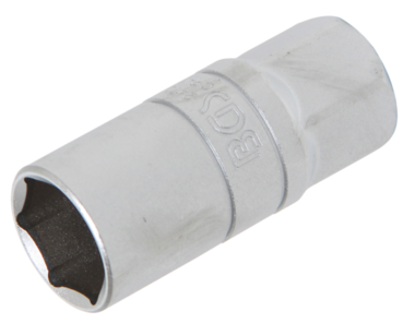 Zundkerzen-Einsatz Sechskant Antrieb Innenvierkant 12,5 mm (1/2) SW 21mm