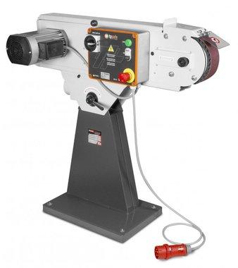 Bandschleifmaschine 75x2000 mm 3x400v mit Elektron. Motorbremse