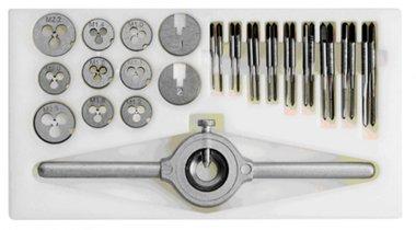 Miniatur-Gewindeschneidsatz von m1 bis m2,5 - 30 Stuck