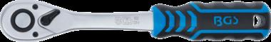 Umschaltknarre feinverzahnt Abtrieb Auenvierkant 12,5 mm (1/2)