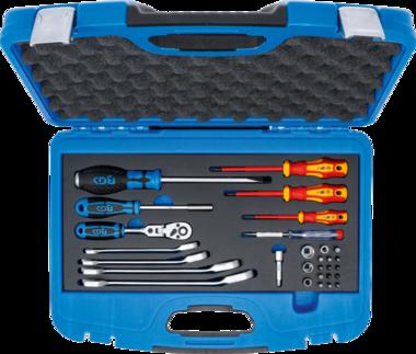 Sanitar-/ Heizung Werkzeug-Satz 29-tlg