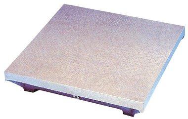 Flacher Tisch aus Gusseisen 800x600x100mm