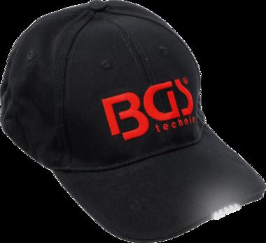 BGS Baseballkappe mit LED-Leuchte