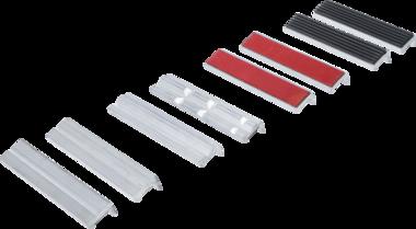 Schraubstock-Schutzbacken-Satz Aluminium 150 mm 8-tlg