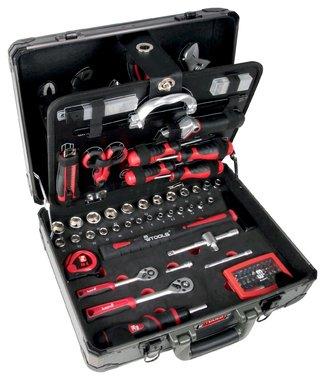 Werkzeugkoffer 128dlg