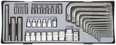 Torx Steckschlüssel Spezialsatz 41 tlg