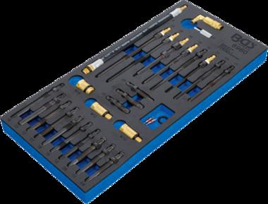 Adapter-Satz fur Kompressions- und Druckverlusttester 30-tlg